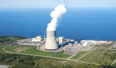 宁德核电站